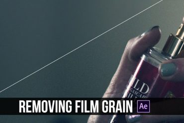 Remove Video Noise and Film Grain in After Effects