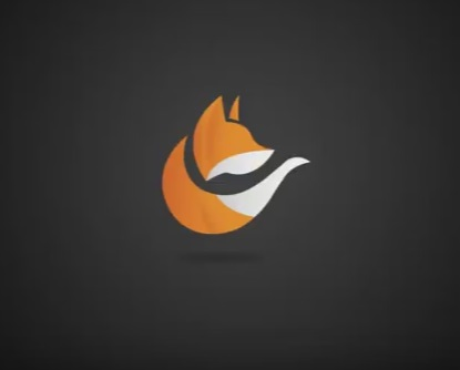 Fox Logo Design in Illustrator