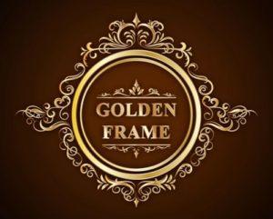 Draw an Elaborate Golden Frame in Illustrator