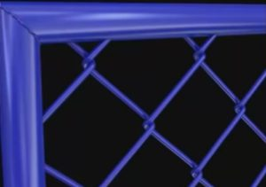 Realistic Fence Grid in Cinema 4D