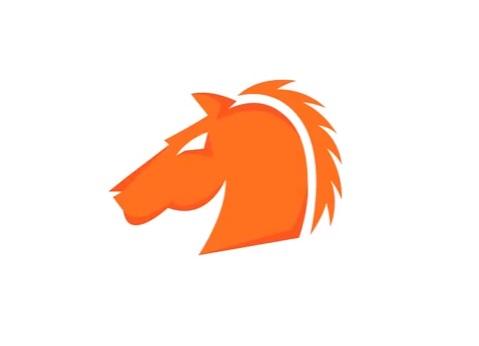Head Horse Logo in Illusrator