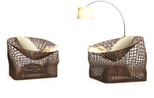 Modelling Rattan Chair in Cinema 4D R18