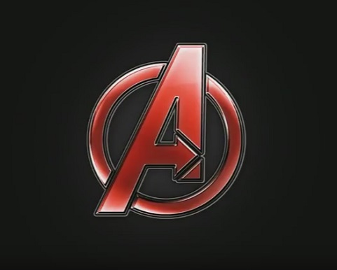 Draw Avengers Logo Design in Photoshop