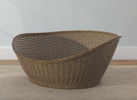 Model a Realistic Wicker Basket in Cinema 4D