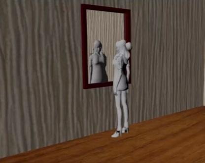 Create a Flat Mirror Material in Autodesk Maya