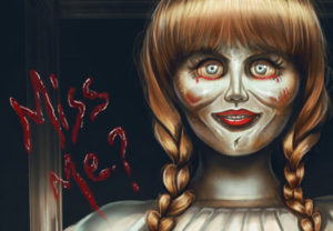 Digitally Paint a Horror Doll in Adobe Photoshop