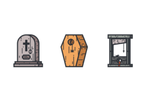 Draw a Halloween Icon Pack in Illustrator