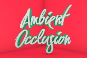 Create Perfect Ambient Occlusion in Cinema 4D
