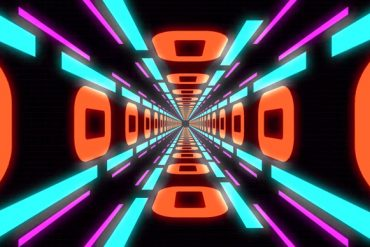 Create a Retro Infinite Tunnel Loop in After Effects