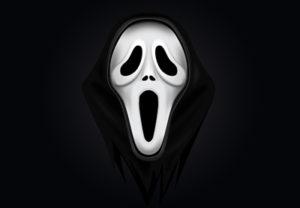 Draw a Scream Mask in Adobe Illustrator