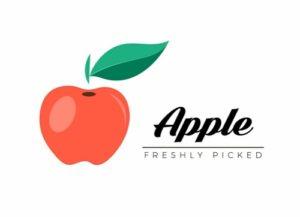Create Freshly Picked Apple Logo in Illustrator