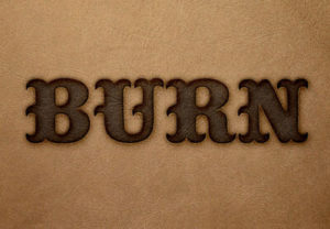 Create a Realistic Burnt Text Effect in Photoshop
