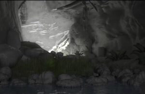 Making of Cave in Autodesk 3ds Max