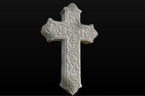 Modeling Celtic 3D Cross Stone in Maya