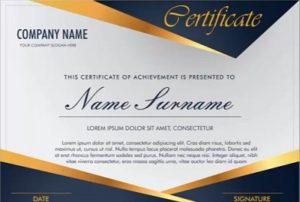 Draw a Professional Certificate Design in CorelDRAW