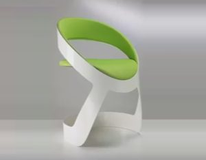 Modeling Fast a Modern Chair Art in 3ds Max