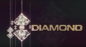 Create Diamond and Diamond Text intro in Cinema 4D