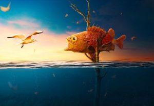 Create a Fun Underwater Photo Manipulation in Photoshop