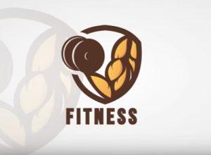 Draw a Fitness Logo Design in CorelDRAW