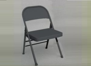 Model a Realistic Folding Chair in 3ds Max