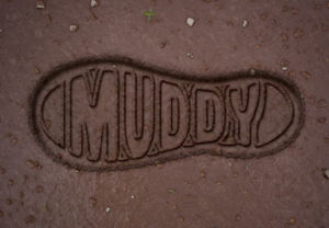 Create a Muddy Boot Print Effect in Photoshop