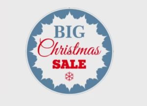 Draw a Christmas Sale Label in CorelDRAW
