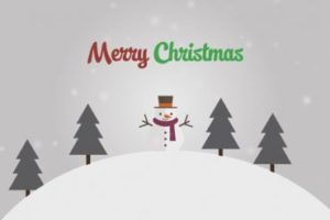 Create 3D Christmas Animation in After Effects