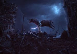 Create an Apocalypse Angel Scene with Photoshop