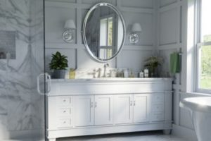 Modeling and Render a Realistic Bathroom in Blender
