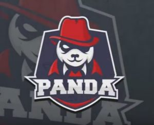 Draw a Esport Gaming Panda Logo in CorelDRAW