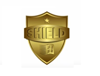 Draw a Vector 3D Gold Shield in CorelDRAW