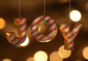 Create a 3D Ornament Text Effect in Photoshop