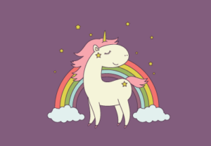 Draw a Unicorn Illustration in Adobe Illustrator
