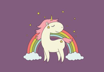 Draw a Unicorn Illustration in Adobe Illustrator