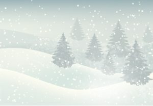 Draw a Suggestive Wintry Background in Illustrator