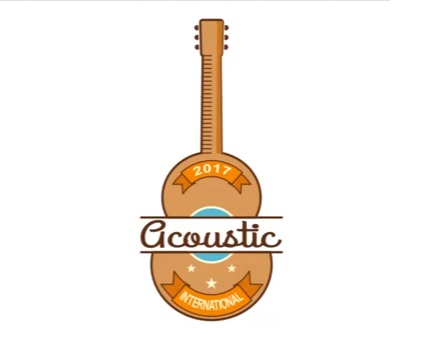 Draw Vector Acoustic Guitar Logo in CorelDRAW