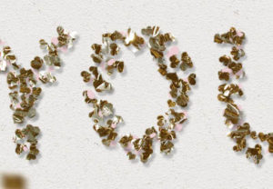 Create a Wedding Confetti Text Effect in Photoshop