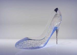 Modelling a Cinderella's Glass Slipper in Maya 2017