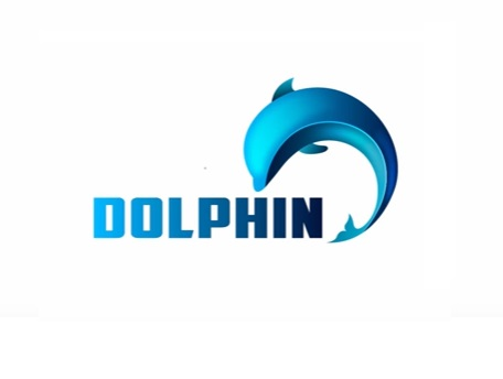 Draw a Vector Dolphin Logo Design in Illustrator