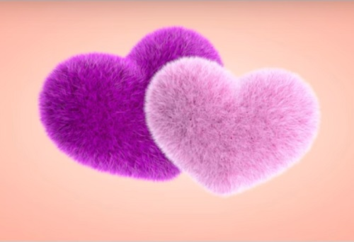 Modelling a Fur Heart in Maxon Cinema 4D