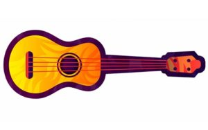 Draw a Guitar Logo Design in Adobe Illustrator