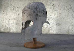 Modelling a Roman Helmet in Cinema 4D