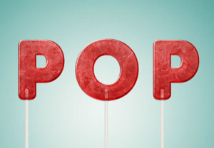 Create a Lollipop Text Effect in Adobe Photoshop