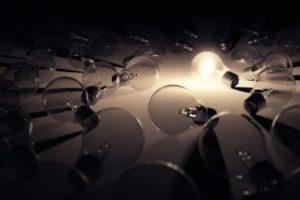 Create a Light Bulb Scene 3D in Blender