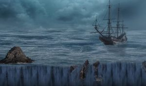 Create Pirates of the Caribbean Scene in Photoshop