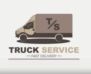 Draw a Truck Logo Design in Adobe Illustrator