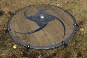Model and Texture a Viking Shield in Autodesk Maya