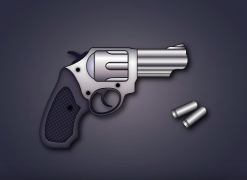 Draw a Weapon Pistol Logo in Adobe Illustrator