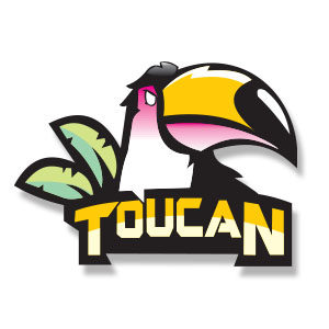 Vector Toucan Logo Free download