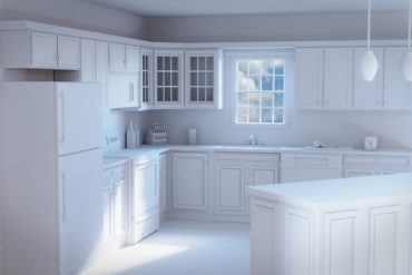 Setting Interior Lighting with Cycles in Blender